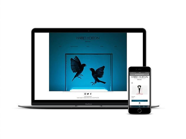 British taxidermy artist Harriet Horton introduces new-look website and online store 4